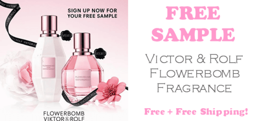 Viktor & Rolf Flowerbomb Fragrance SAMPLE