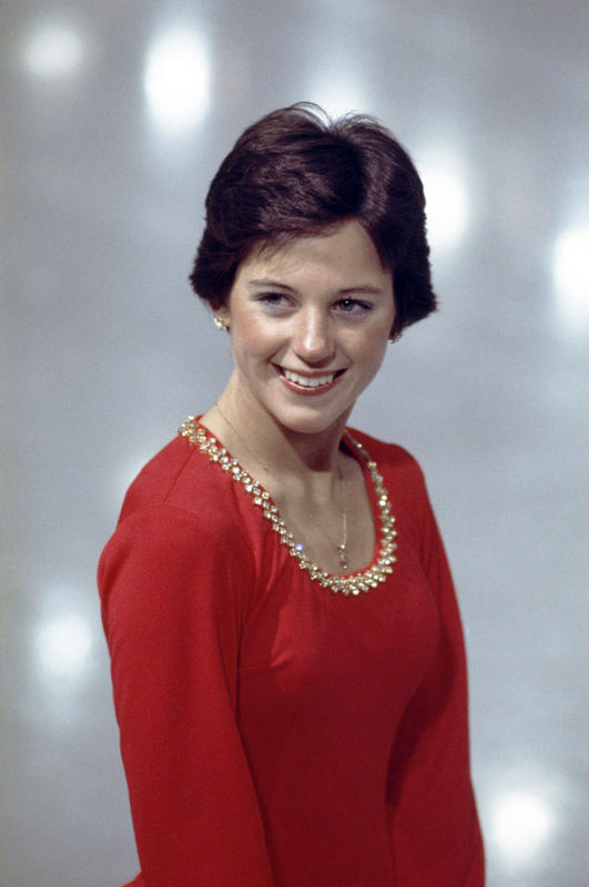 Dorothy Hamill Haircut : dorothy, hamill, haircut, Dorothy, Hamill's, Hairstyle, Gold-Medal