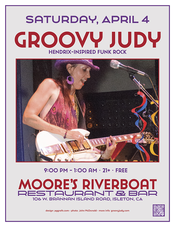 Moore's Riverboat flyer