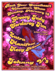 Johnny V's flyer 02-13-11