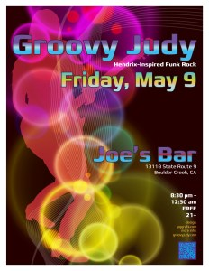 Joe's Bar flyer 05-09-14