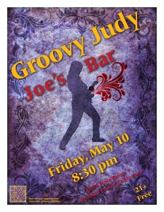 Joe's Bar flyer 05-10-13