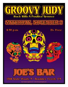 Joe's Bar flyer 11-02-13