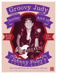 Johnny Foley's flyer 04-13-14