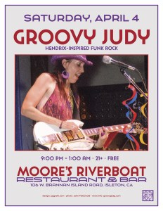 Moore's Riverboat flyer 04-04-15