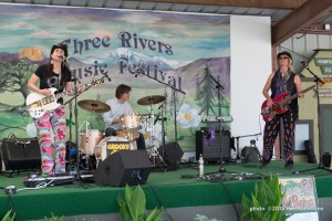 Three Rivers Music Festival - March 7, 2015