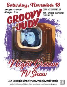 Night Groove TV Show - 11-18-17
