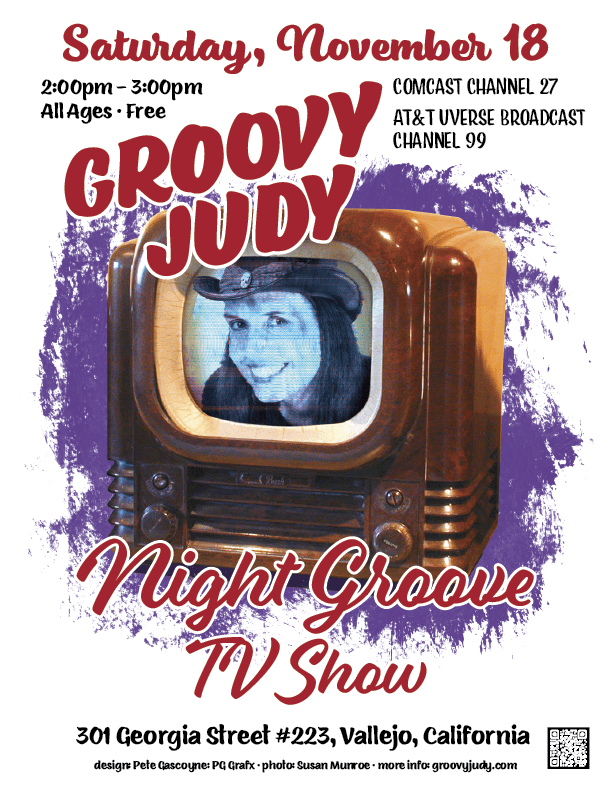 Night Groove TV Show - 11-18-17
