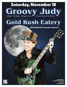 Gold Rush Eatery - 11-18-17