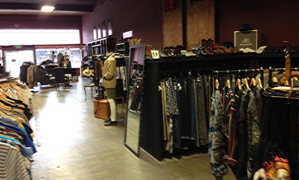 Groovy Man Stuff's guide to vintage clothing in the South Bay!
