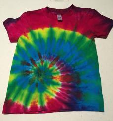 Finished Child's shirt!