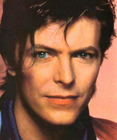 David Bowie, um dos melhores.