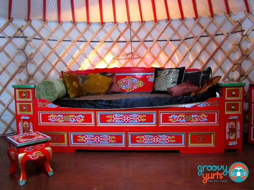 Gallery  Groovy Yurts