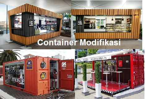 container modifikasi