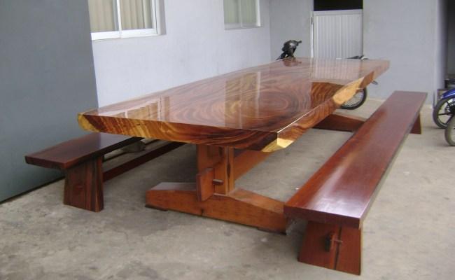 Grosir Furniture Ulin Jual Mebel Ulin Berkualitas