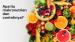 Apa itu makronutrien dan contohnya?