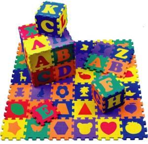 grosir evamat karpet anak alas lantai bayi balita karpet abjad huruf evamatic puzzle harga murah tebal alas lantai alas bermain anak