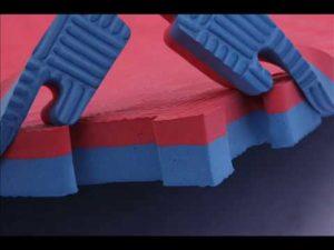 ukuran matras karate agen distributor grosir pabrik harga produsen supplier toko lapangan gelanggang arena karpet alas