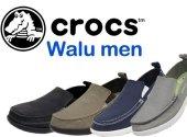 jual sepatu crocs walu 085888666607