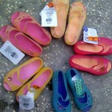 sale crocs carlie flat girls 085.888.6666.07