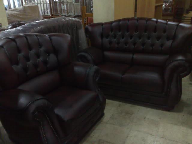 Desain Sofa Tunggal
