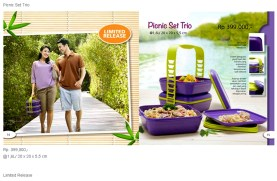 Picnic Set Trio