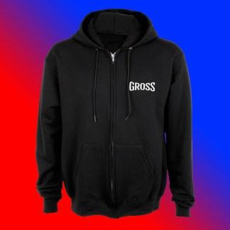 Gross hoodie - front