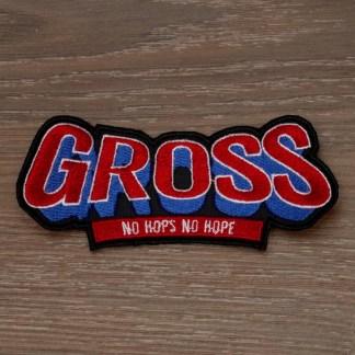Parche Gross No Hops