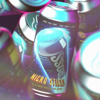 Micro Sticky Session IPA
