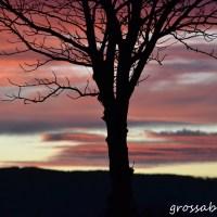Sonnenuntergangserie: Nr.1
