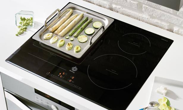Cocina con tu propio teppanyaki  GROSSDEM