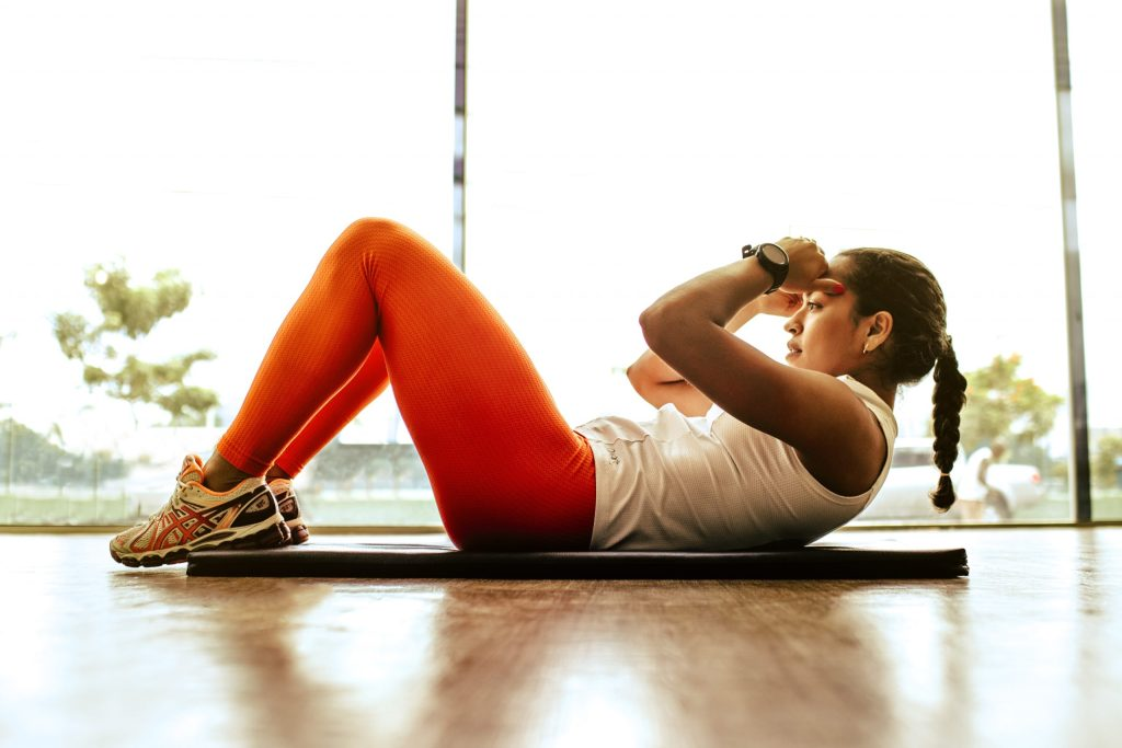 La gym hypopressive pour préserver ton périnée!