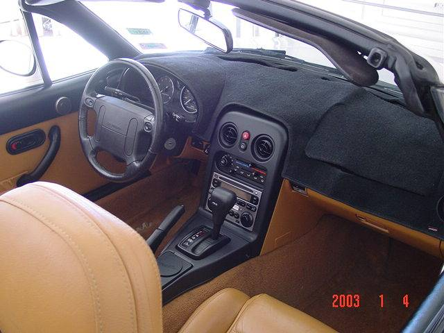 Photos of our 1995 Mazda Miata