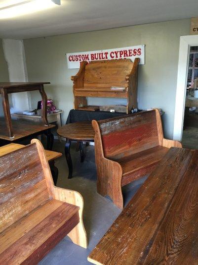 Grossies Cypress Furniture Lafayette La Custom
