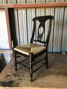 custom cypress chairs - grossie's