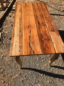 Cypress Table - Grossie' Furniture