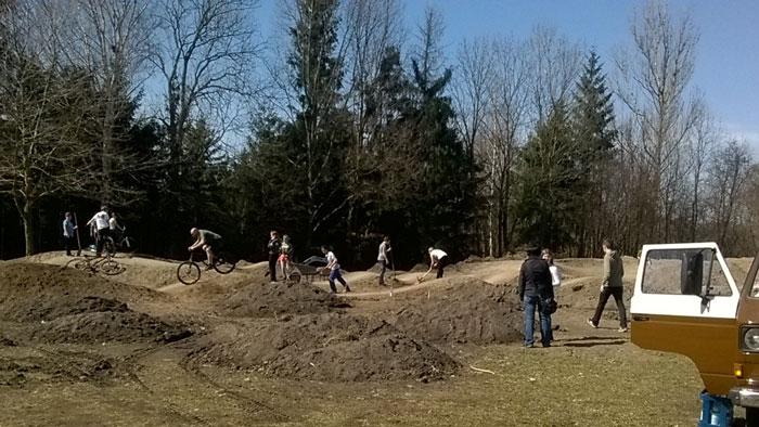 Großschönau2030, Der Jugendtreff an der Pumpstrecke