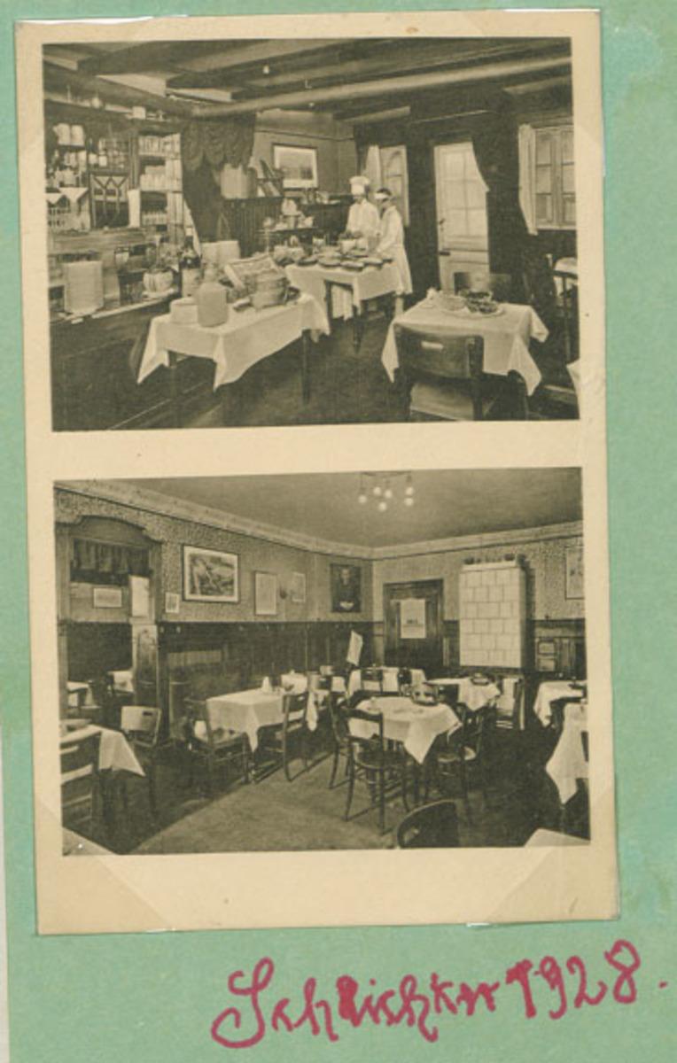 Fotografien Restaurant Schlichter