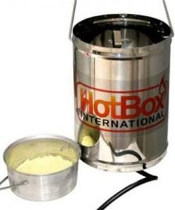 Hot Box Sulphur Burner