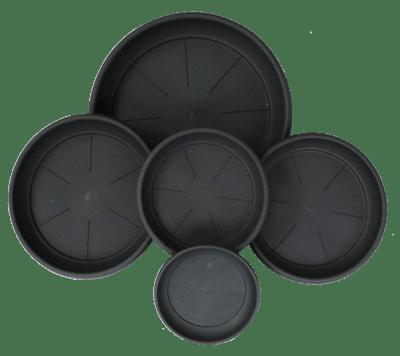 Round Saucers