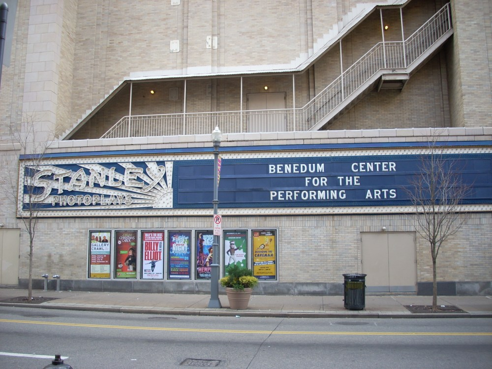 Benedum Center for the Performing Arts (Stanley Theatre), Pittsburgh, PA (2/2)