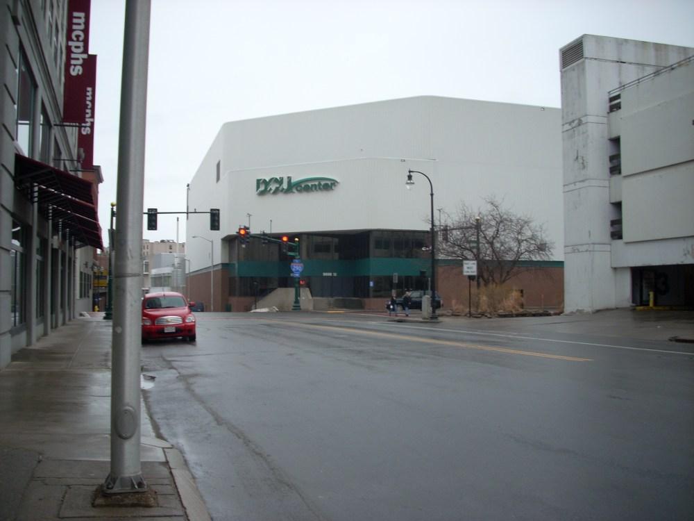 The DCU Center (Centrum), Worcester, MA (2/2)