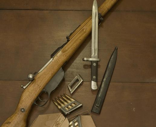 Karabin MANNLICHER M1895