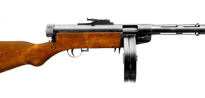 Pistolety maszynowe II wojny światowej: Alianci vs Państwa Osi. Przegląd wybranych modeli broni.