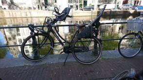 Child seats on bikes 1
