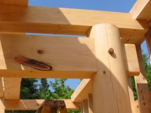 Timber Frame & Woodworking