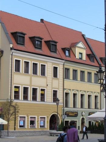 A Laboratórium egykori otthona Wroclawban
