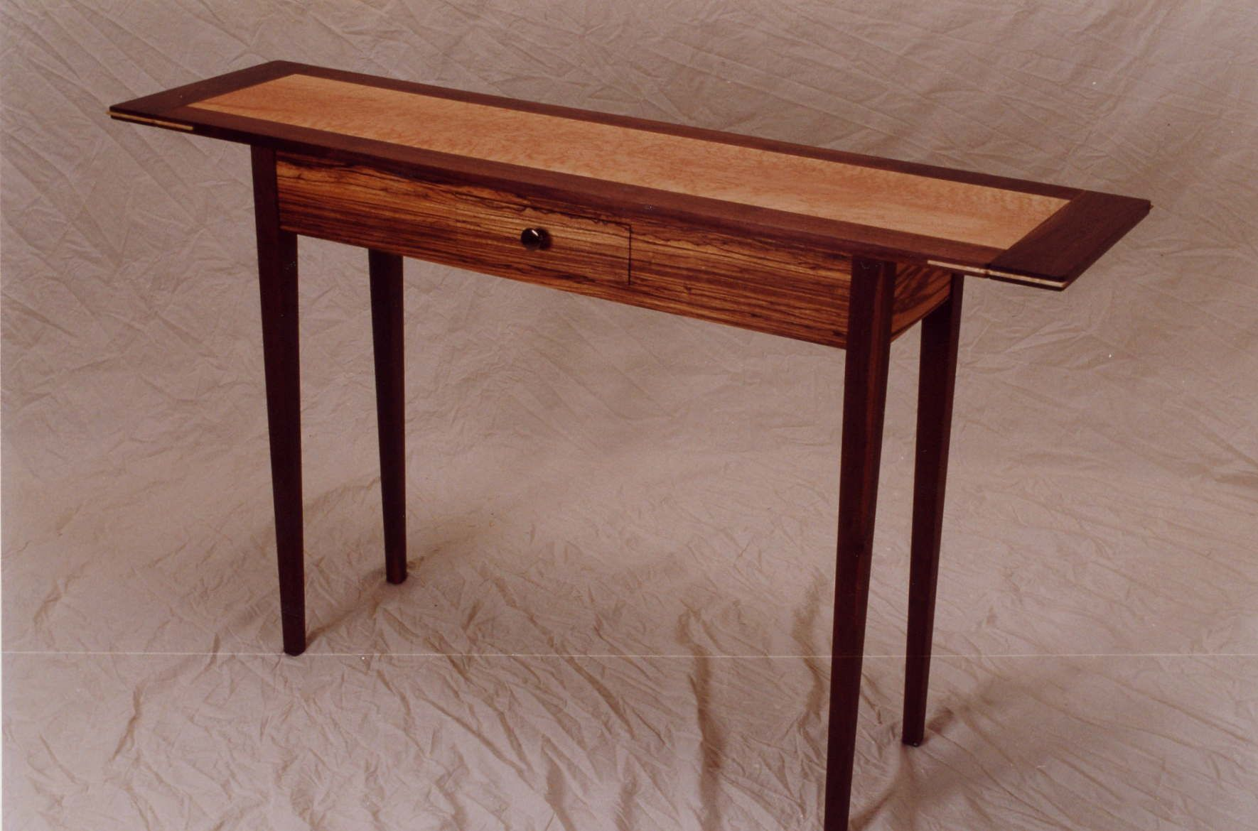 Tall Thin Accent Table