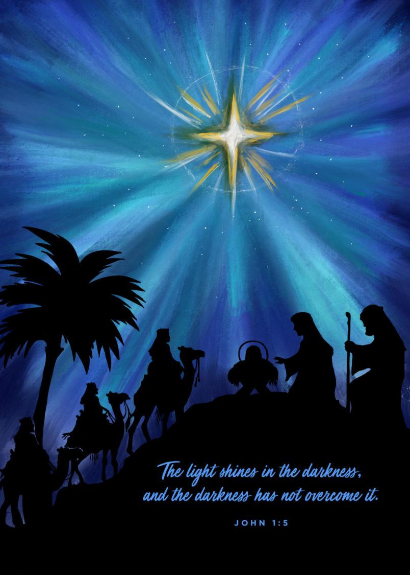 jesus birth brings christmas