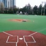西戸山公園野球場